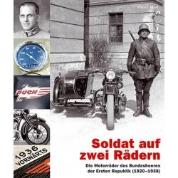 Blasi: Motorräder des Bundesheeres