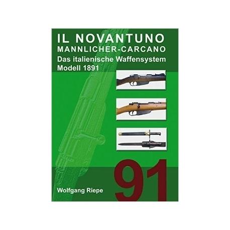 Riepe: M. 91 Mannlicher Carcano