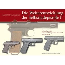 Mötz/Schuy: Selbstladepistolen Band 2