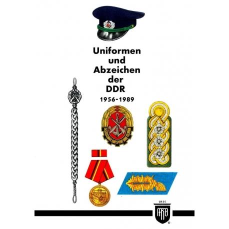 Uniformen und Abzeichen der DDR 1956-1989