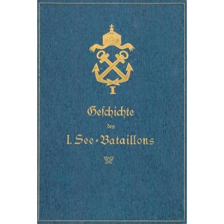 Prittwitz: I. Seebataillon