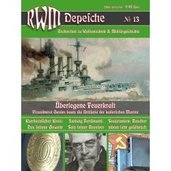 Admiral Gerdes – Artillerie der kaiserlichen Marine
