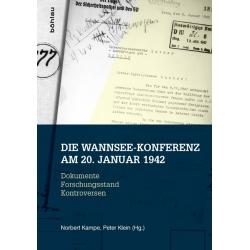 Kampe + Klein: Wannsee-Konferenz