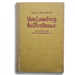 Leixner: Von Lemberg nach Bordeaux