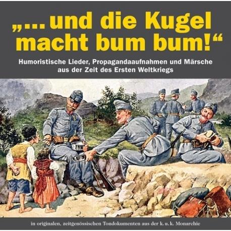 """CD: """"... und die Kugel macht bum bum!"""""""