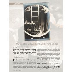 Heinz: U-Boot 1915 auf Feindfahrt