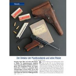 Stucki: Pistole 1900/06 des Fabrikdirektors