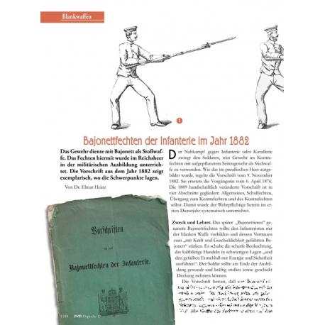 Heinz: Bajonettfechten 1882