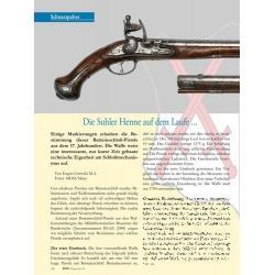 Lisewski: Batterieschloßpistole für das Kurfürstentum Sachsen
