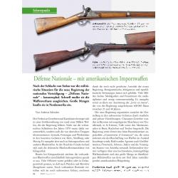 Schwalm: 1870/71 - Frankreich rüstet mit US-Waffen auf