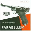 Parabellum Selbstladepistole – manual 1941 (in german language)