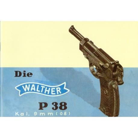 Parabellum Selbstladepistole – Anleitung 1941