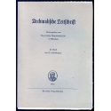 Archivalische Zeitschrift 52 (1956)