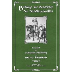 Koetschau: Geschichte der Handfeuerwaffen