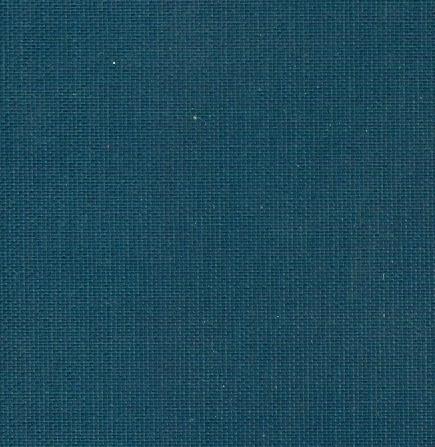 Blau, Leinen